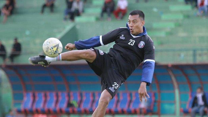 Pamit dari Aremania, Eks Kapten Arema FC Hamka Hamzah Ungkap Kode ke Klub Lama, Persik Kediri?