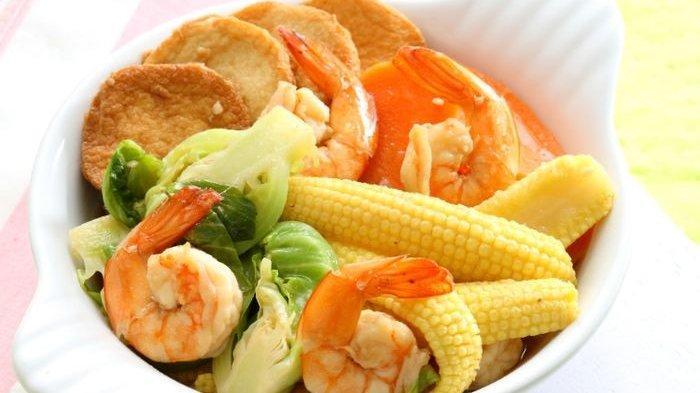 Resep Cah Putren Tofu Seafood Enak, Menu Tumisan ala Restoran untuk Pelengkap Makan Siang