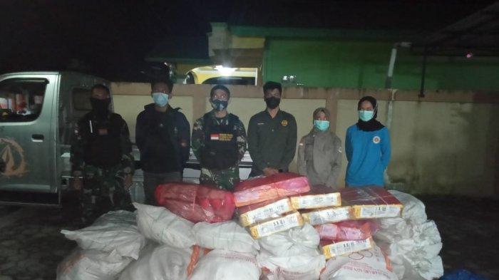 BKP Tarakan Wilker Sebatik Gagalkan Peredaran 30 Paket Daging Ilegal asal Malaysia