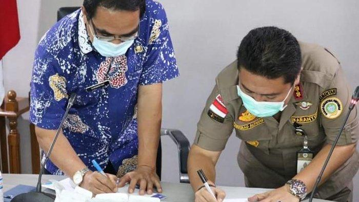 Karantina Pertanian Tarakan Siap Dampingi Food Estate Berorientasi Ekspor