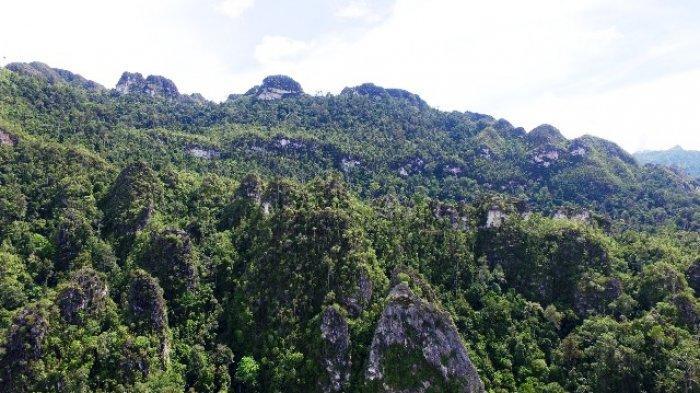 Kian Serius Menuju Geopark Kelas Dunia, Pemprov Kaltim dan YKAN Gelar Workshop di Bandung
