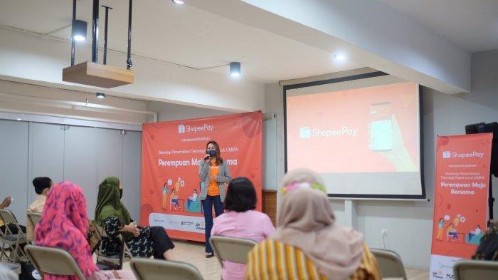 Kobarkan Semangat Kartini, ShopeePay Ajak Perempuan Maju Raih Kesuksesan Bisnis dengan Melek Digital