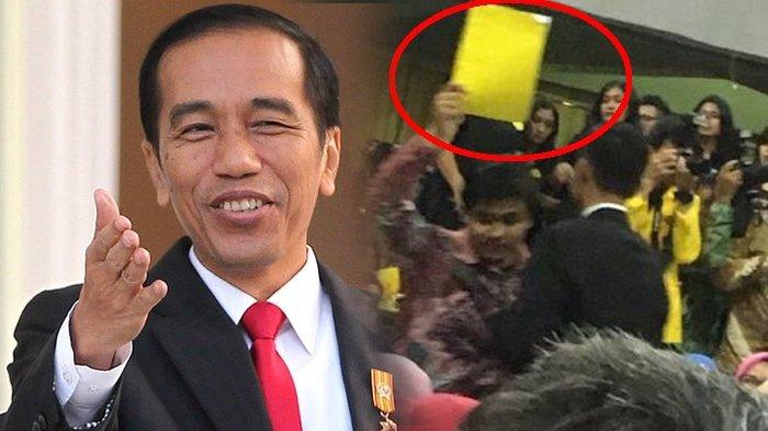 Nah Lho, Ketua BEM UI Beri Jokowi Kartu Kuning, 3 Kampus Ini Sudah Kirim Aksi ke Asmat