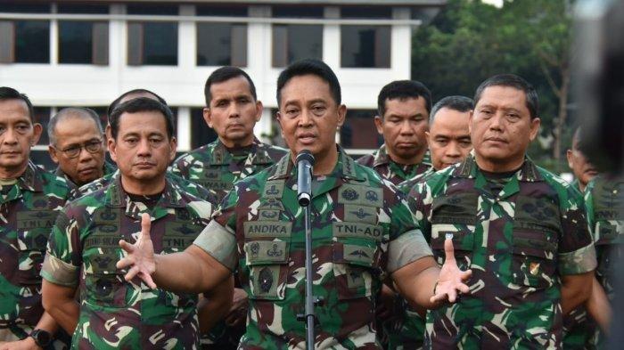 KSAD Jenderal Andika Perkasa Murka, Menantu AM Hendropriyono Merasa Kecolongan Ulah Prajurit TNI Ini