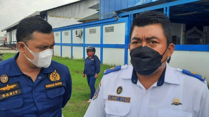 Pelayaran Pertama di Pelabuhan Samarinda, KSOP Berlakukan Kapal Hanya Angkut 75 Persen Penumpang