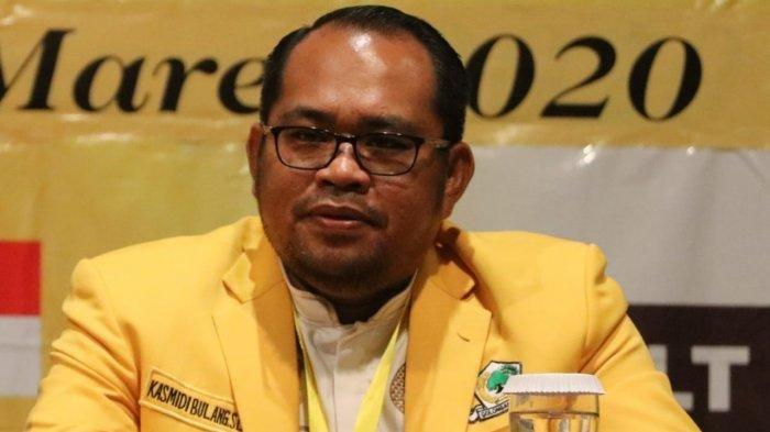 Hasil Musda V, Kasmidi Bulang Kembali Dipercaya sebagai Ketua DPD Golkar Kutim