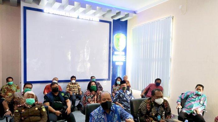 Ada Pasien Positif Corona di Kutim dari Jakarta, Bupati Ismunandar akan Isolasi Pendatang Zona Merah
