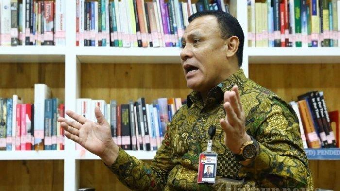 Firli Bahuri Minta eks Caleg PDIP Harun Masiku Menyerahkan Diri ke KPK, Sudah Periksa Puluhan Lokasi