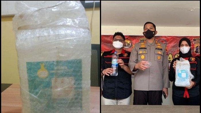 FAKTA-FAKTA Remaja Berau yang Tega Racuni 5 Rekannya Pakai Hand Sanitizer, Begini Nasibnya Sekarang
