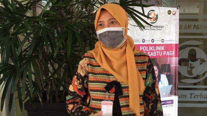 UPDATE Kasus Covid-19 di Kukar, Terdapat Penambahan 61 Angka Positif Corona, 48 Pasien Sembuh