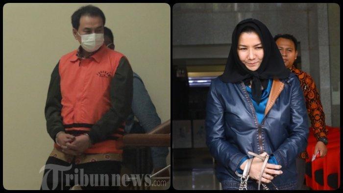 Kasus Dugaan Suap Eks Bupati Kukar Rita Widyasari, KPK Cari Bukti Keterlibatan Azis Syamsuddin