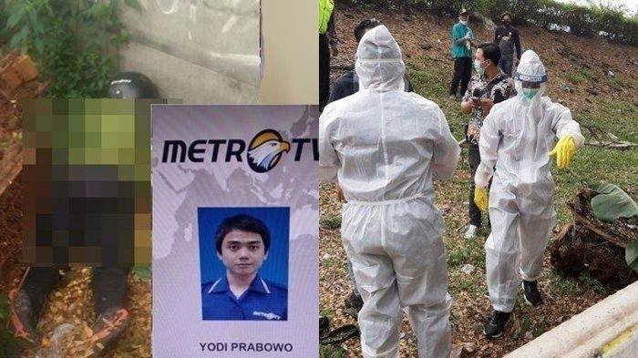 Misteri Kematian Editor Metro TV Yodi Prabowo Mulai Tekuak? Ada Petunjuk Motif Asmara Cinta Segitiga