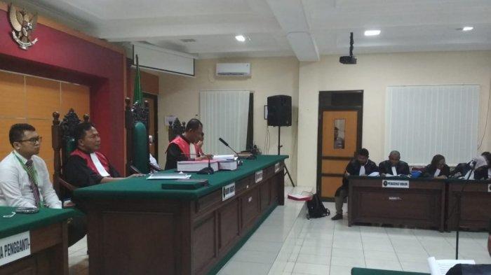 Sidang Perdana 7 Tapol Kasus Makar Papua di PN Balikpapan, JPU Layangkan Tuntutan 10 Tahun Penjara