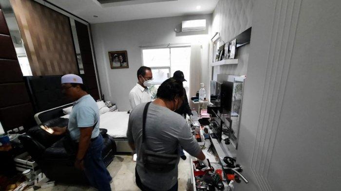 Perampokan Rumah di Samarinda, Pelaku Gasak Barang Berharga dan Uang Pecahan Dollar serta Rusak CCTV