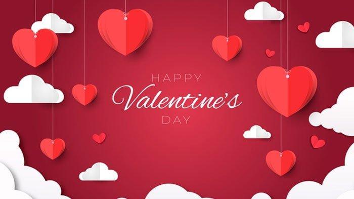Paling Romantis Kumpulan Ucapan Selamat Hari Valentine 14 Februari Cocok Di Whatsapp Dan Instagram Halaman 4 Tribun Kaltim