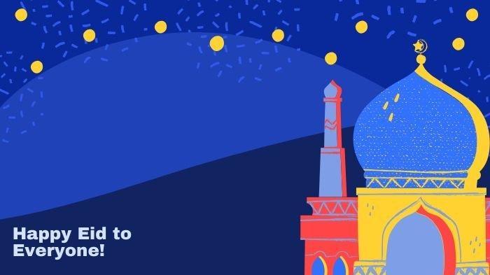 Kata-kata Mutiara untuk Ucapan Selamat Idul Fitri 1441 H Lebaran 2020 Bisa Dibagikan di Fb, IG, WA
