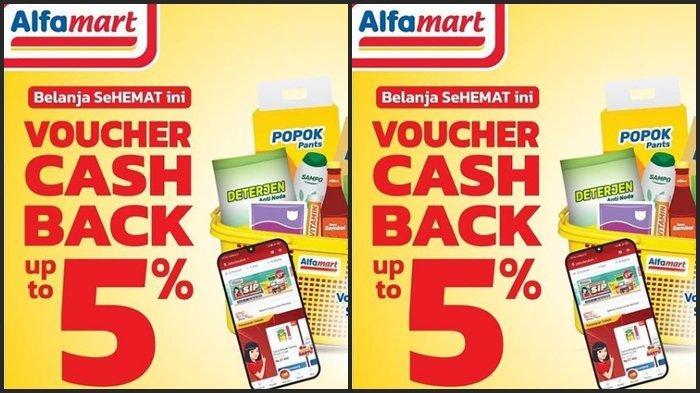 KATALOG PROMO Alfamart Minggu 4 Maret 2021, Belanja Hemat di Akhir Pekan, Dapatkan Cash Back 5 %