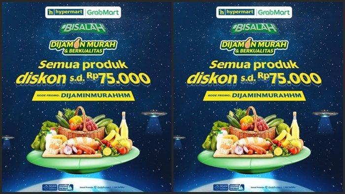 KATALOG PROMO Hypermart Rabu 28 April 2021, Dapatkan Maksimal Diskon hingga Rp 75.000, Ini Syaratnya