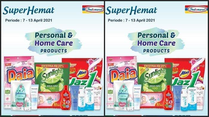 KATALOG PROMO Indomaret Jumat 9 April 2021, Belanja Es Krim dan Susu Anak Super Murah