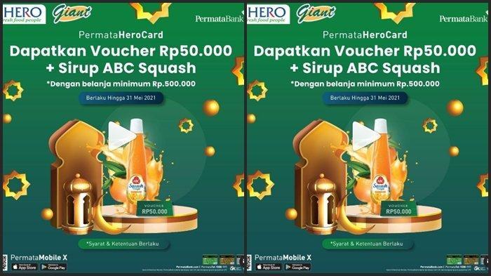 KATALOG PROMO JSM Giant Minggu 2 Mei 2021, Dapatkan Voucher Rp 50.000, Belanja Super Hemat