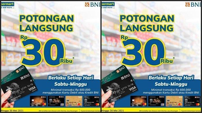 KATALOG PROMO JSM Hypermart Minggu 18 April 2021, Beli 1 Gratis 1, Belanja Hemat di Akhir Pekan