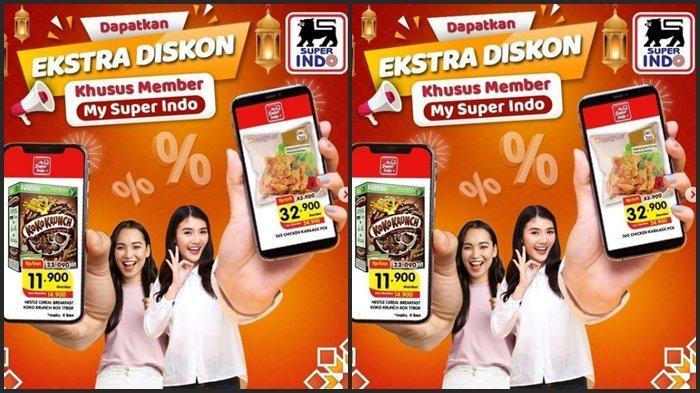 TERBARU Katalog Promo JSM Superindo Jumat 23 April 2021, Dapatkan Ektra Diskon, Belanja Hemat
