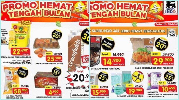 KATALOG PROMO JSM Superindo Sabtu 20 Februari 2021, Minyak Goreng, Buah Duka dan Sosis Murah