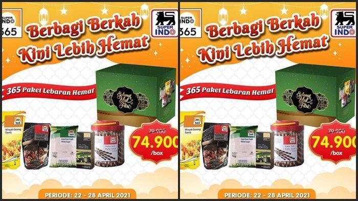KATALOG PROMO Superindo Rabu 28 April 2021, Belanja Paket Lebaran Jadi Super Hemat