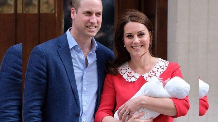 Warga Inggris Sebut Anak Ketiga Kate Middleton Parasit, Apa Sebabnya?