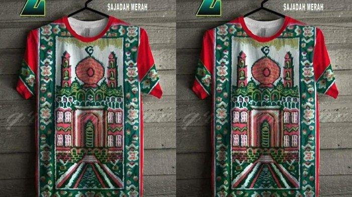 Beredar Kaus Bermotif Sajadah, Kemunculannya Viral di Media Sosial