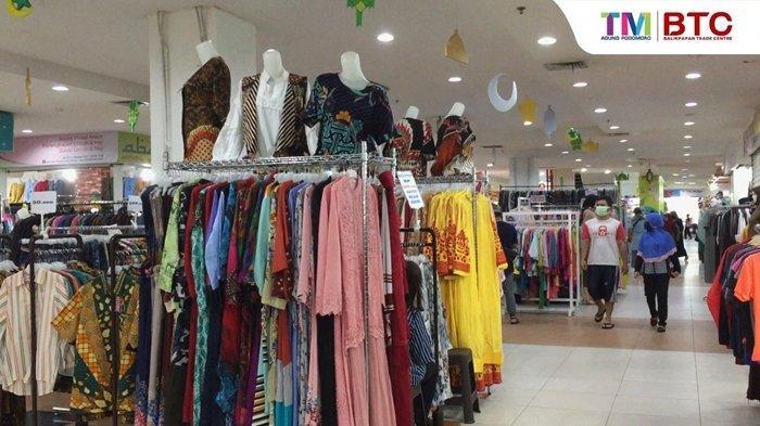 TM Balikpapan Trade Centre Buka Kesempatan Pengusaha Muda Sewa Kios, Hanya Rp 25 Ribu per Hari