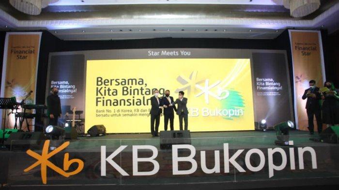 Peluncuran Logo dan Identitas KB Bukopin, Ini Makna Logo dan Nama Terbaru