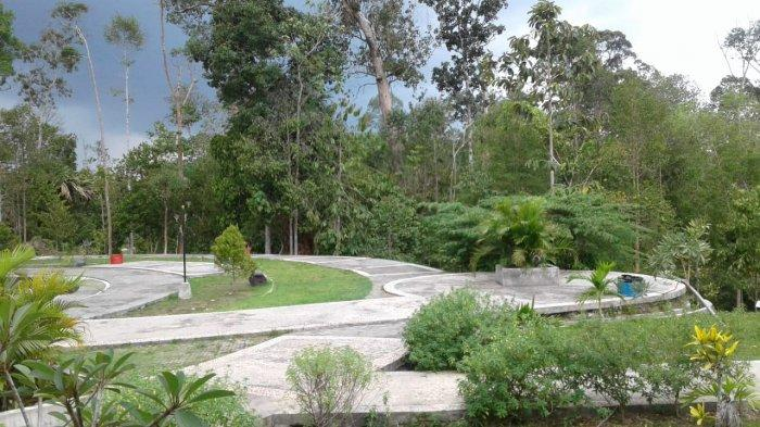 Kebun Raya Balikpapan Wisata Edukasi Adopsi Teknologi Digital, Info Flora dalam Genggaman Smartphone