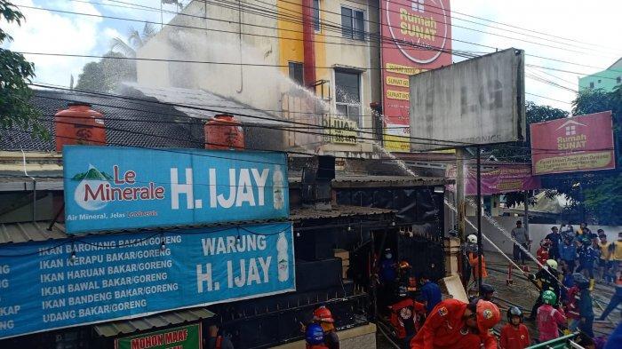 Pasca Kebakaran di RM H Ijay Samarinda, Karyawannya Meninggal & Pekerjakan Anak di Bawah Umur
