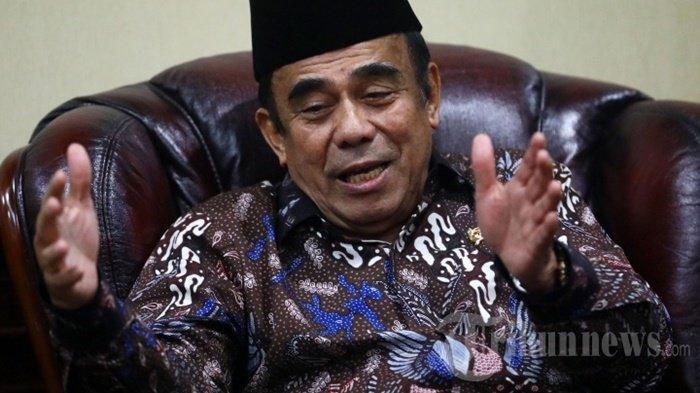 Kabar Terbaru Menteri Agama Fachrul Razi Setelah Dinyatakan Positif Covid-19, Sudah Tes Swab