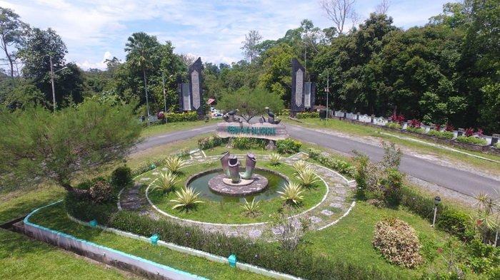 Kebun Raya Balikpapan, Kalimantan Timur.
