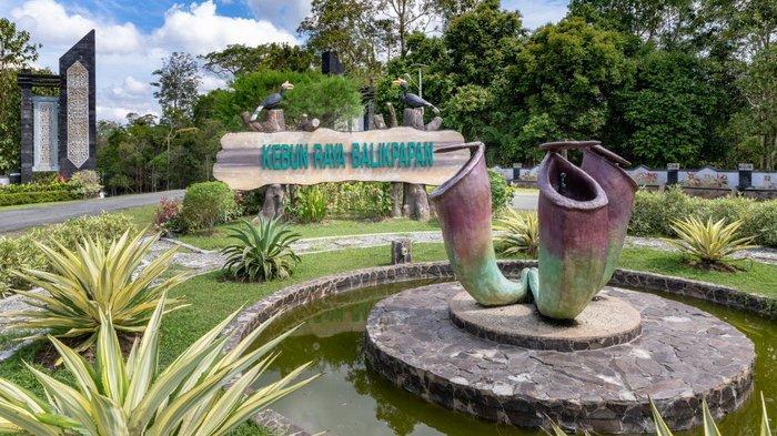 Melihat Koleksi Flora Langka Anggrek Hitam di Kebun Raya Balikpapan, Ada 1.200 Spesies Tanaman!