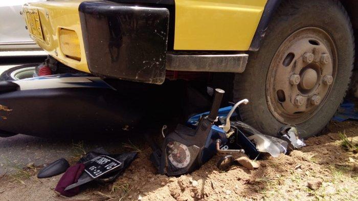 Tak Lewati Masa Kritis, Korban Kecelakaan di Turunan Jalan MT Haryono Kota Balikpapan, Meninggal