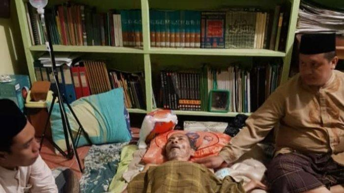 KABAR DUKA, Mantan Ketua MUI Paser Wafat, 8 Tahun Berjuang Hadapi Penyakit Syaraf Terjepit