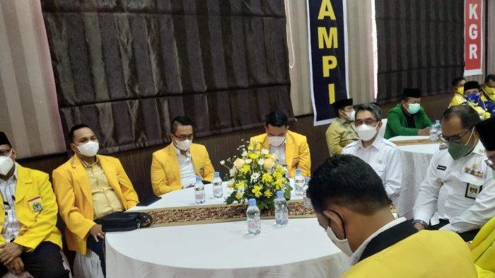 Musda V Golkar Kutai Timur Digelar, Dua Kandidat Bertanding Rebut Posisi Ketua DPD