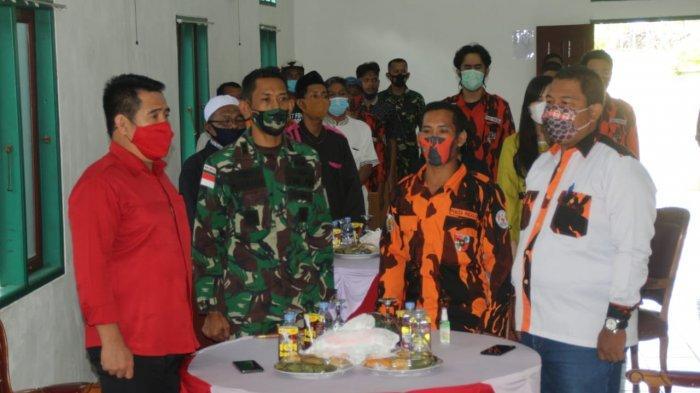 Jalin Kebersamaan dalam Keberagaman, Kodim 0901/KBR Gelar Komsos Libatkan Elemen Masyarakat