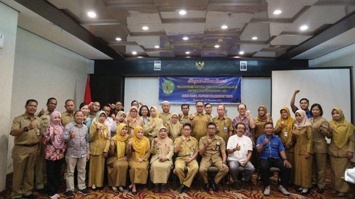 Hari AIDS, Dinas Sosial Kalimantan Timur Gelar Rakor dan Sosialisasi Pencegahan Penyebaran HIV AIDS