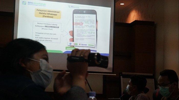 BPJS Kesehatan Berikan Layanan Pandawa, Awak Media Siap Bantu Publikasi