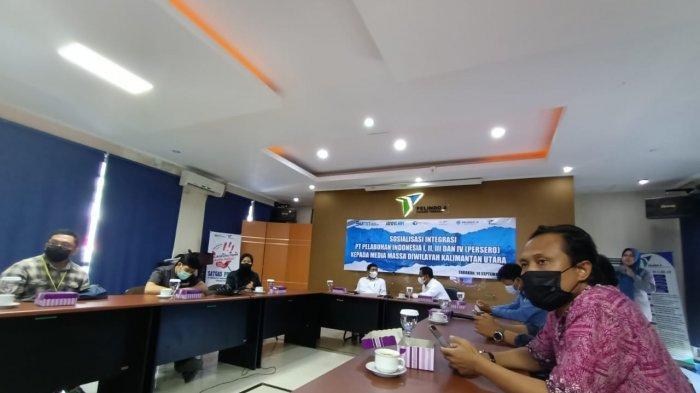 Dukung Integrasi Pelabuhan, Mulai 1 Oktober Pemerintah Merger Pelindo I, II, III dan IV