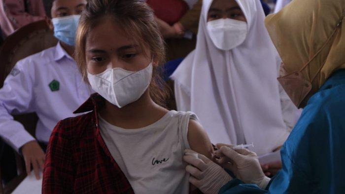 Kadin Kaltim Gelar Vaksin Covid-19, Siapkan 4000 Dosis untuk Para Pelajar Mts di Samarinda