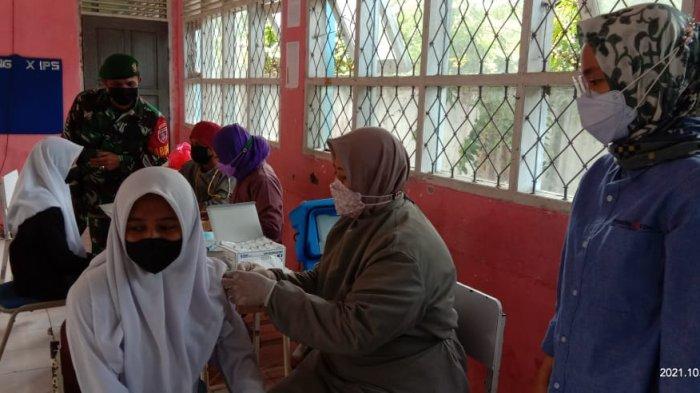 Genjot Percepatan Vaksinasi, PT KPC Hadiahkan 5.000 Dosis Vaksin di HUT ke-22 Kutai Timur