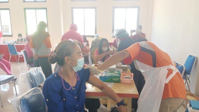 Kota Tarakan Dapat Jatah 44.000 Dosis Vaksin Pfizer