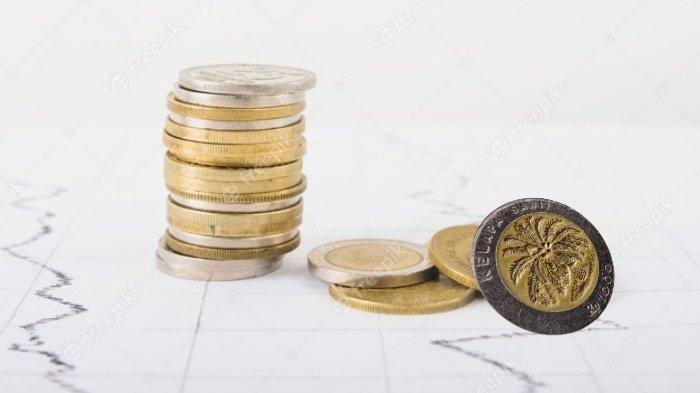Ilustrasi deretan uang koin termasuk uang koin 1000 kelapa sawit. Ini deretan keistimewaan uang koin 1000 kelapa sawit, yang sering jadi viral karena dijual mahal hingga Rp 300 juta.