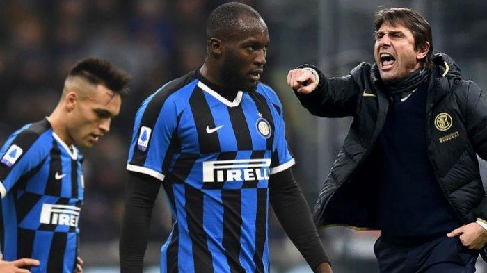Kalah di Derby d'Italia, Pelatih Inter Milan Antonio Conte Lempar Handuk dalam Perburuan Scudetto?