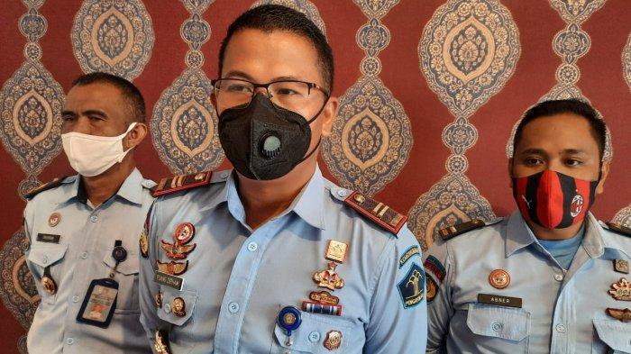 Kepala Rutan Kelas IIB Tanjung Redeb Puang Dirham ke TribunKaltim.co Berau.